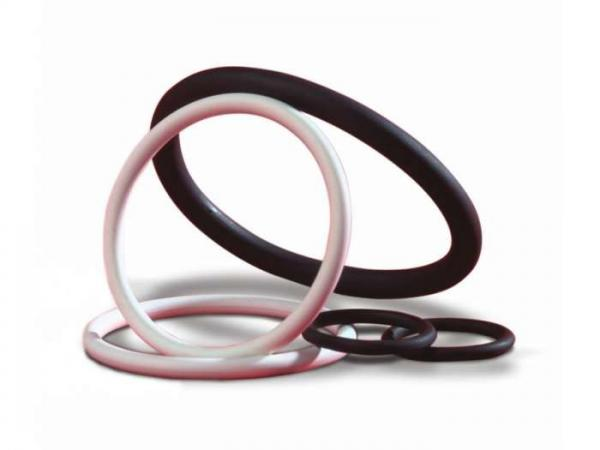 Quality Wear Resistance  EPDM NBR Silicone Rubber O Rings for sale