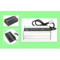 42 Volts 18 Amps Smart Charger With 4 Steps Charging For Electric Golf Carts