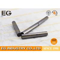China Welding Carbon Graphite Rods , 8mm X 200mm Stirring Spot Welding Pure Graphite Rod wholesale
