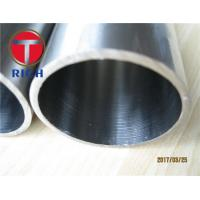 China GB 18248 37Mn 30CrMo Seamless Hydraulic Cylinder Tube for Gas Cylinder wholesale