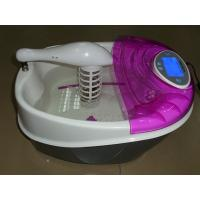 China Laser Dolphin Cell Ion Detox Foot Spa With PCB Material , CE RoHS Approve on sale