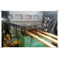 China 300mm Bronze Pipes Horizontal Continuous Casting Machine 0.3 Tons Melting Furnace wholesale