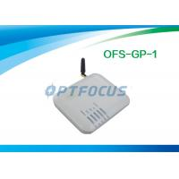 10 / 100 Base - T 1 Channel VOIP GSM Gateway 850MHz 1800MHz with SIP / H.323
