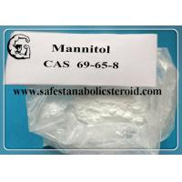 China Mannitol Odorless White Free Flowing Granules Sweet Taste CAS 69-65-8 wholesale