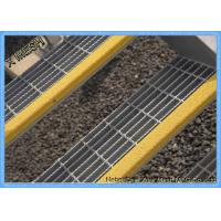 Mild Steel Grating Stair Treads Expanded Walkway Mesh Non - Slip Fit Platforms