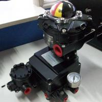 China YT-1200R Smart Valve Positioner , 4-20MA Butterfly Valve Fisher Pneumatic Positioner wholesale