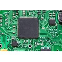 China Circuit Board Assembler FR4 Material ENIG Surface Finishing Green Sold Mask Four Layer wholesale