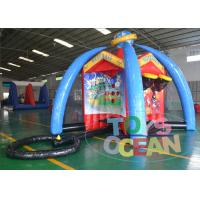 China Commercial CE Approved Inflatable Sport Game Challenge 4 In 1 Outdoor Party wholesale