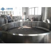 China WB36 Carbon Steel Forgings Ring Forged Shaft for Pressure equipment wholesale