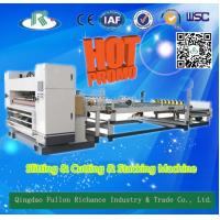 China Automatic Computerized Hdc-15A Type Nc Slitter & Nc Cutter & Stacker wholesale