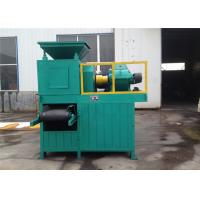 China Model 360 3 - 4 t / h Capacity Coal Charcoal Hydraulic Briquetting Machine wholesale