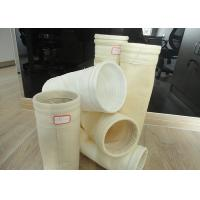 China Nonwoven Dust Industrial filter bag PTFE membrane PPS P84 FMS filter socks wholesale