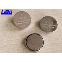 China Electric Toys 120mAh CR1632 Button Battery 16MM*3.2MM High Drain Silver Color wholesale