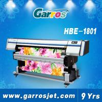 China Garros HBE1801 Reliable Fabric Printing Machine Textile Printer with DX5 Printhead wholesale