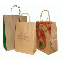 China Cheap paper bag kraft paper bag_China printing factory wholesale