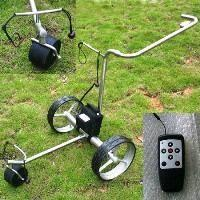China Remote Golf Trolley ( Stainless Steel, Lithium Battery) wholesale