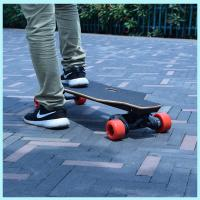 China Smart 4 Wheel Skateboard Four Wheels Electric Self Balancing Scooter Easy To Operate wholesale