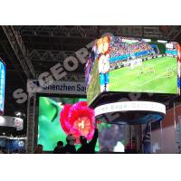China Ceiling Stadium LED Display Video Screens High Brightness 1200 Nits wholesale