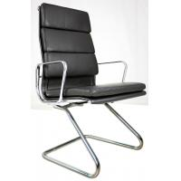 China Manager Executive Leather Office Chair For Meeting Tables / Workstations on sale