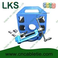 China LKS-B1 Series Stainless Strapping Band with L type Buckle and LKA Style Banding tool wholesale