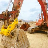 Buy cheap Excavator Attachment Quick Coupler Fitting For All Brands Of Excavator from wholesalers