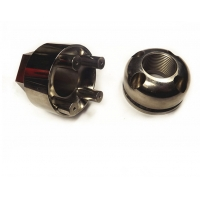 China Patent stainless steel anti theft nuts security bolts and nuts auto spare parts on sale