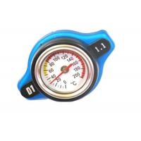 China Heat Exchanger Race Car Gauges , High Precision Security Water Pressure Gauge on sale