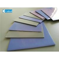 China Soft Thermal Sheet Thermally Conductive Pad Gap Filler For Led Lights on sale