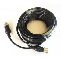 China Male To Female Connector Reversing Camera Extension Cable For Monitor wholesale