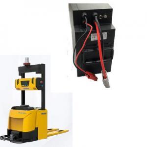 China Custom Design 60Ah 48 Volt Forklift Lithium Ion Battery wholesale