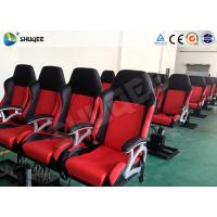 Quality Movement Chair 5D Cinema Equipment 5D Motion Cinema With Effect Simulation for sale