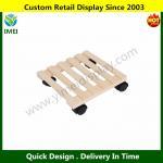 China Wood Rack Shelf, Speaker Display Stand Rac YM6-112 wholesale