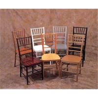 China Aluminium chiavari chair(YH-ZJ8038) wholesale