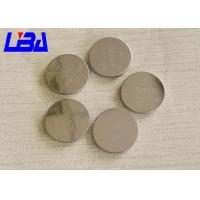 China Eco - Friendly Button Cell Battery , Durable Battery Cr2025 3v For Watch wholesale
