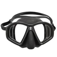 China Spearfishing Low Volume Adult Scuba Diving Goggles Silicone Strap Material wholesale