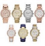 China Michael Kors Ladies' Parker Stainless Steel Chronograph Diamond Designer Watches MK5353 MK5354 MK5626 MK5896 MK5491 wholesale