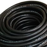 China Custom rubber hose high pressure fuel line SAE 100 R6 hydraulic hose wholesale