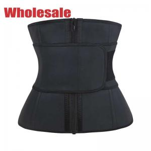 China Customized Latex Plus Size Waist Cincher Corset Belt For Weight Loss wholesale