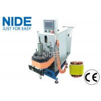 China Induction Motor Stator Coil Lacing Machine /  Single Head Interval Slot Lacing Machine wholesale