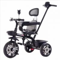 China Factory Wholesale good quality baby stroller tricycle Steel Iron Frame wholesale