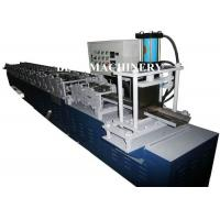 China Difference Profile Window Shutter Door Frame Rolling Forming Machine on sale