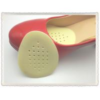 China Dotted Latex Front-Half Shoes Insoles Inserts Cushions Pads Support wholesale