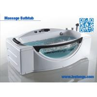 China Massage Whirlpool Modern Air Jet Bathtubs For Small Bathrooms on sale