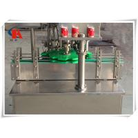 China Carbonated Beverage Bottling Equipment 1000 - 36000BPH With Continuous Spray Sterilizer wholesale