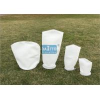 China Micron Liquid Filter Bags Non Woven Needle For Cooling Tower Filtration wholesale
