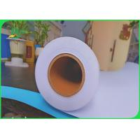 China 24 Inch 36 Inch Plotter Paper Roll For Garment Plotter Machine wholesale