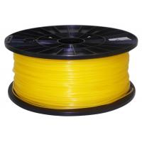 China 3d printer filament ABS 1.75mm 1kg Fluorescence Yellow wholesale