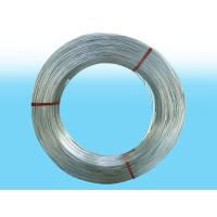 Buy cheap Environmental Coating Zn Pipe / Galvanized Steel Tube For Cooling System from wholesalers