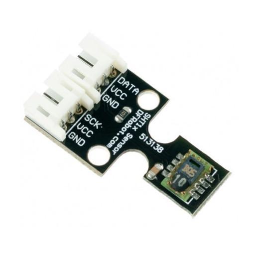Digital temperature and humidity sensor sht arduino