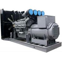 China Brushless Perkins Perkins Diesel Genset 1600KW / 2000KVA Prime Power For Industrial wholesale